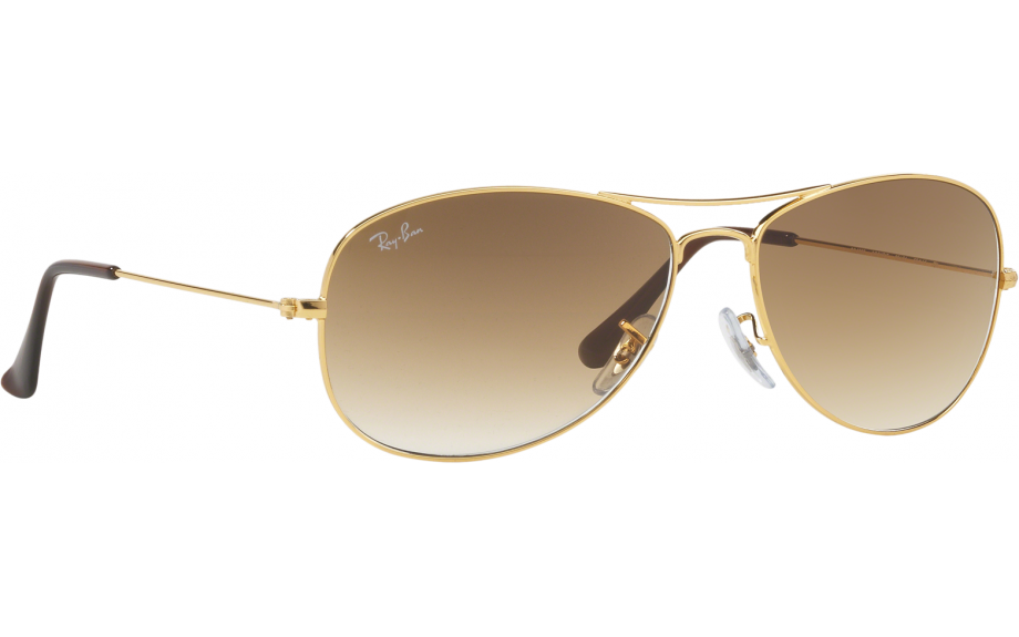 fc1ac618461 Ray-Ban Cockpit RB3362 001 51 59 Sunglasses - Free Shipping
