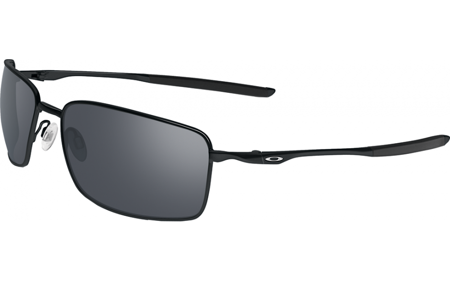 Oakley Square Wire Polished Black OO4075-01 - Free Shipping | Shade ...