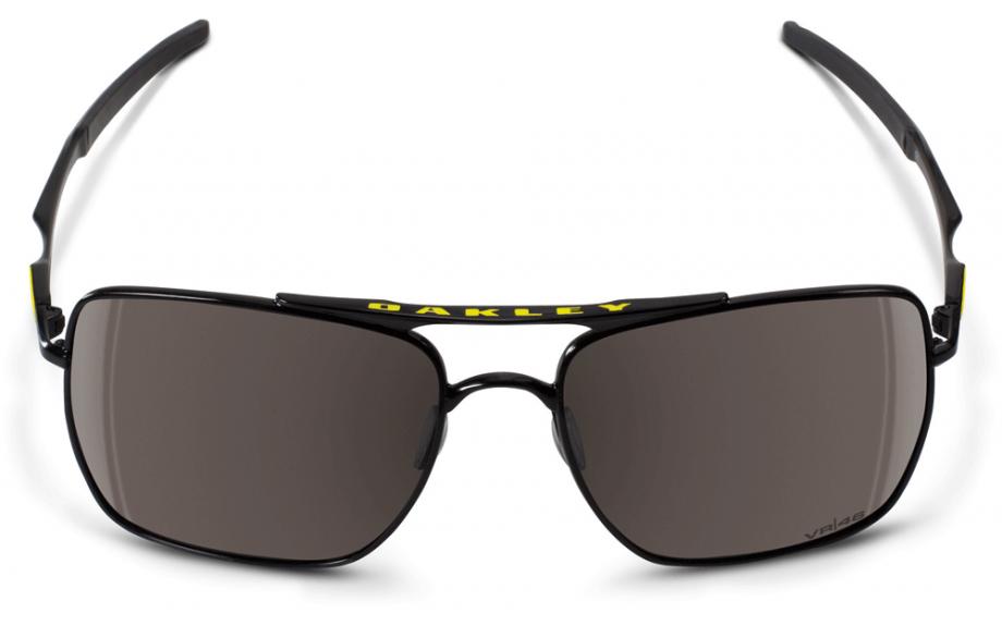 Oakley Deviation Sunglasses  oakley deviation valentino rossi polished black oo4061 10 free